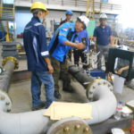 Meter Spool Hydrotest